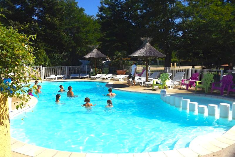 Beautiful During Your Holidays In The Ardèche In Sun Camping *** You Benefit From An  Exceptional Situation Of The Campsite, With 150 Meters From The River And  Its ...