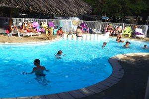 camping ardeche piscine chauffée