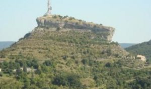 rocher de sampzon