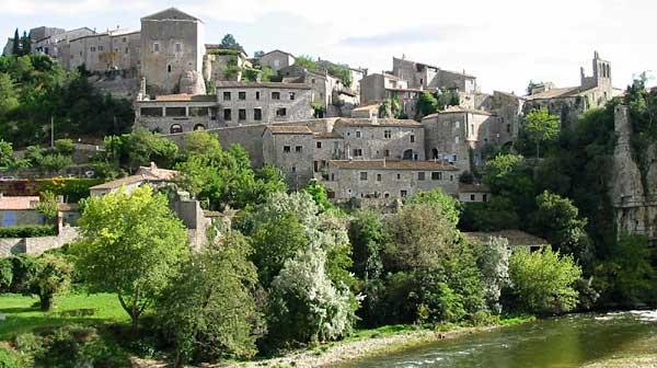 village Balazuc