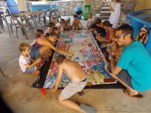 camping ardeche pour enfants